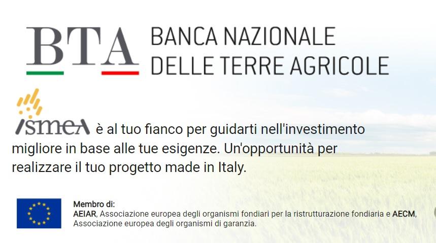 banca delle terre Ismea - trsconsulting
