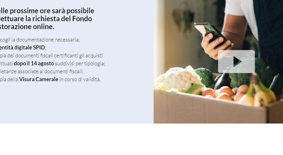portale ristorazione come fare domada - trsconsulting